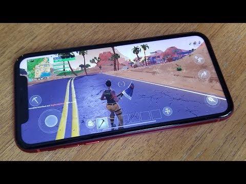 Iphone XR Fortnite 60 FPS - Fliptroniks com