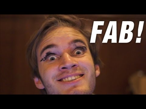 Thumbnail: How to do a MAKEOVER! - (Fridays With PewDiePie - Part 56)