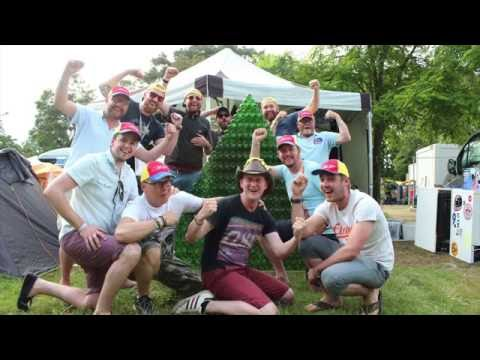 Beer Mountain Time Lapse - 2016 Le Mans 24 Hour Race
