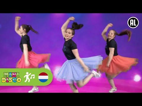 Kinderliedjes | Video | Dans | DANS MET TANTE RITA | Minidisco | DD Company