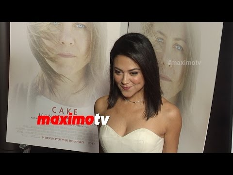 Camille Guaty | CAKE Los Angeles Premiere | Red Carpet | MaximoTV Broll