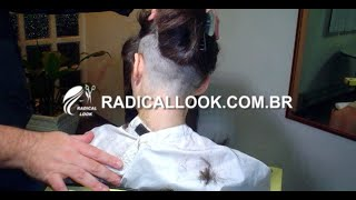 Long To Bob Undercut Shaved (Full Version)