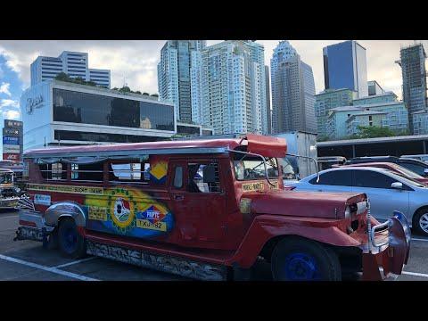 Beautiful Makati, Philippines التسوق في مدينة ماكاتي الفلبين
