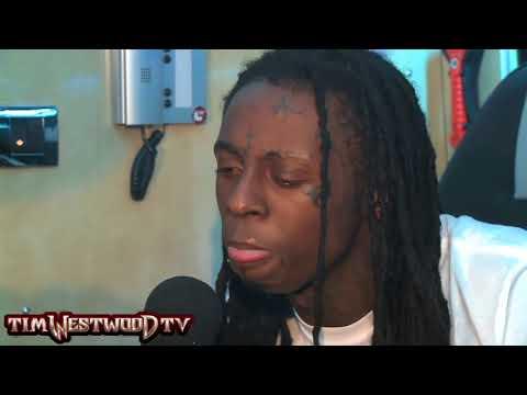 Lil Wayne My Favorite interview