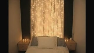 How To Decorate With Tulle Fabric Unique Interior Decorating Ideas Youtube