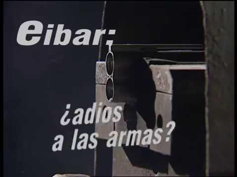 EIBAR ADIOS A LAS ARMAS