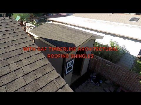 installing-roofing-shingles---gaf-timberline