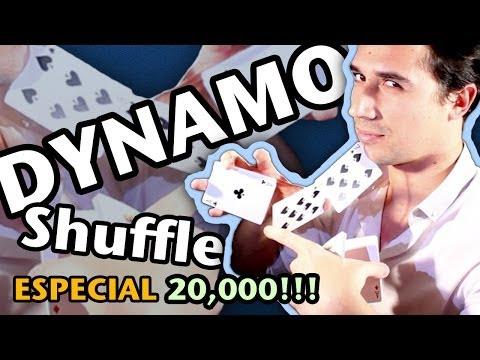 Shuffle de Dynamo Tutorial de Floritura con Cartas (Florituras de Dynamo)