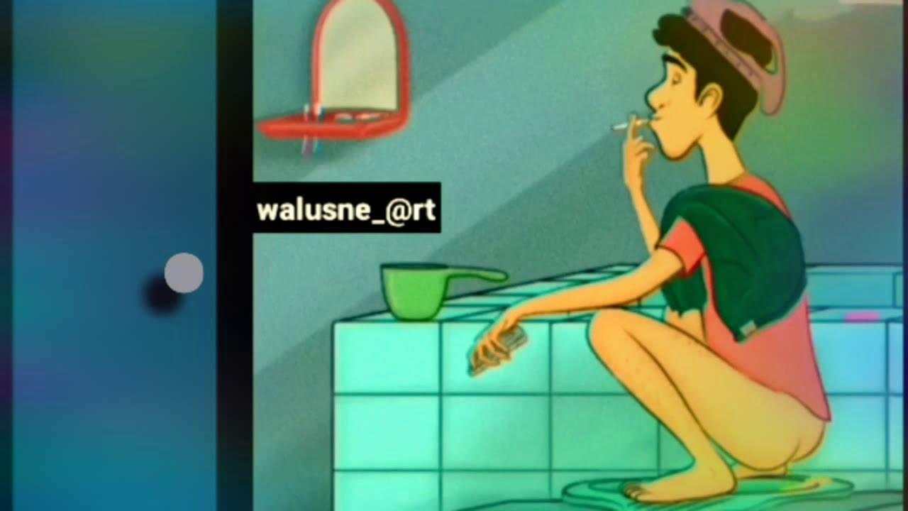 Status Wa Story Wa Kartun Lucu Walusne Rt