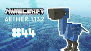 Minecraft Aether 1.4.7 - #44 - Tekkit Series?
