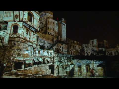 The Night Spectacular at the Tower of David