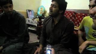 Ali Abbas Mankabath ( Karam Husain Ka )