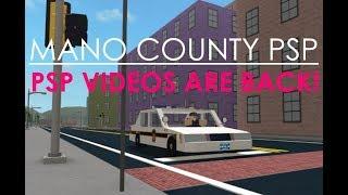 ROBLOX Psp-6 del Condado de Mano ¡LOS VIDEOS DE PSP HAN VUELTO!