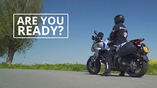 Are you ready? - MotorKledingCenter