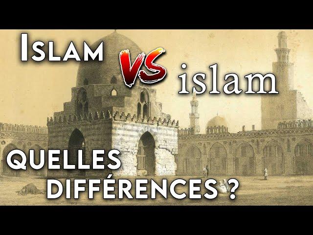 « Islam » : avec ou sans majuscule ? - Petit point de vocabulaire - Focus #9