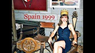 Испания.Коста Брава.Июнь 1999.Spain.Costa Brava.June 1999