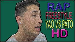 YAO VS PATO - batalla de rap - freestyle