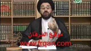 يمنع النساء من قراءة  سورة يوسف !! - السيد رشيد الحسيني