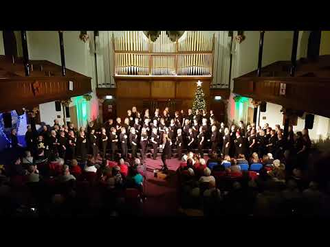 Rock Choir - Mary's Prayer - Perth , Scotland