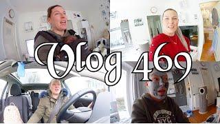 Haare sind wieder dunkel l Haul Ikea, Hebamme, Mömax l Spendenaufruf! l OOTD l Vlog 469