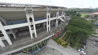 DJI Phantom 2 Bukit Jalil National Stadium