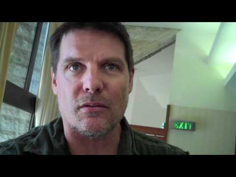 Paul Johansson on Why visit Israel