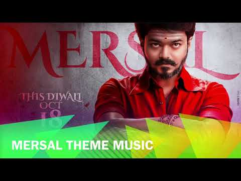 Mersal Theme BGM | Vijay, Samantha, Kajal | A R Rahman | Atlee
