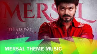 Mersal Theme BGM   Vijay, Samantha, Kajal   A R Rahman   Atlee