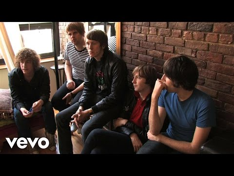 The Pigeon Detectives - Let's Talk About Sex (Interview)