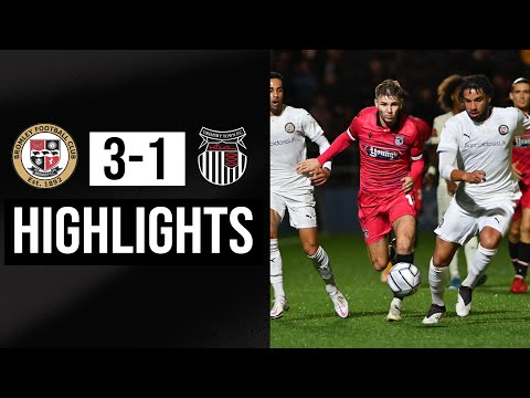 Bromley Grimsby Goals And Highlights