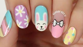 5 Cute Spring/Easter Nail Art Ideas!