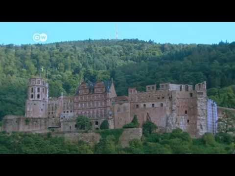 The TOP 10 sights and attractions in Germany - Heidelberg Castle