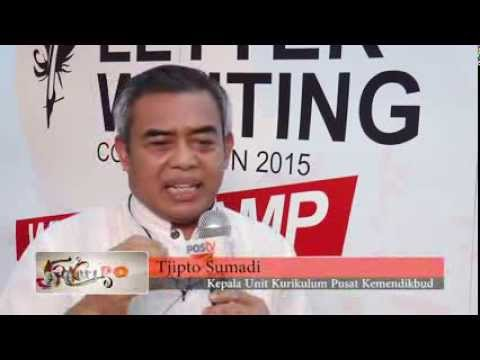POSTV - Episode 16 - Galeripos - Pos Indonesia Letter Writing Copetition 2015