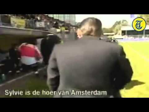 Sylvie is de hoer van Amsterdam
