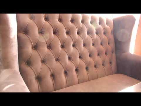 """Дизайн интерьера VIP зала для семейного ресторана """"Damiani"""""""
