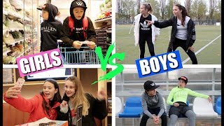 GIRLS VS BOYS | Deel 2