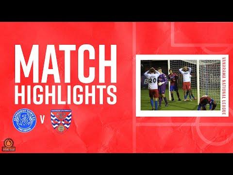 Aldershot Dagenham & Red. Goals And Highlights