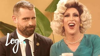 Proudly Gay State Rep. Brian Sims On Twitter Trolls, Hiv Stigmas & More   The Marti Report   Logo Tv