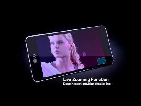 LG Optimus F5 (P875) product movie