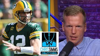 Carolina Panthers vs. Green Bay Packers: Week 10 Preview | Chris Simms Unbuttoned | NBC Sports