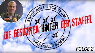 Leader Gunnar Jansen | 55 Jahre Patrouille Suisse | Folge 2