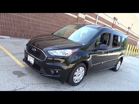 2020 Ford Transit Connect Wagon near me Highland Park, Arlington Heights, Skokie, Libertyville, Glen