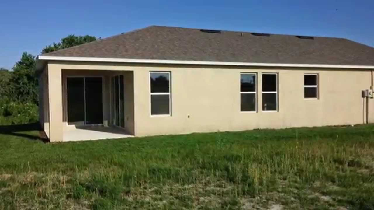 New Homes In Lake Alfred Florida