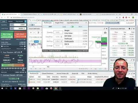 Bitmex Profit Calculator 100x Leverage - 73x Your Money Example