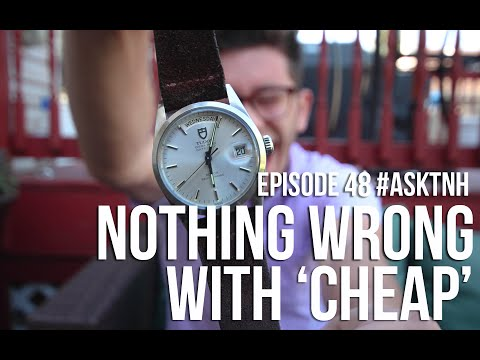 Nothing Wrong with 'Cheap' | ASKTNH