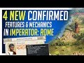 4 New Confirmed Features in Imperator: Rome - Dev Diary 8-11