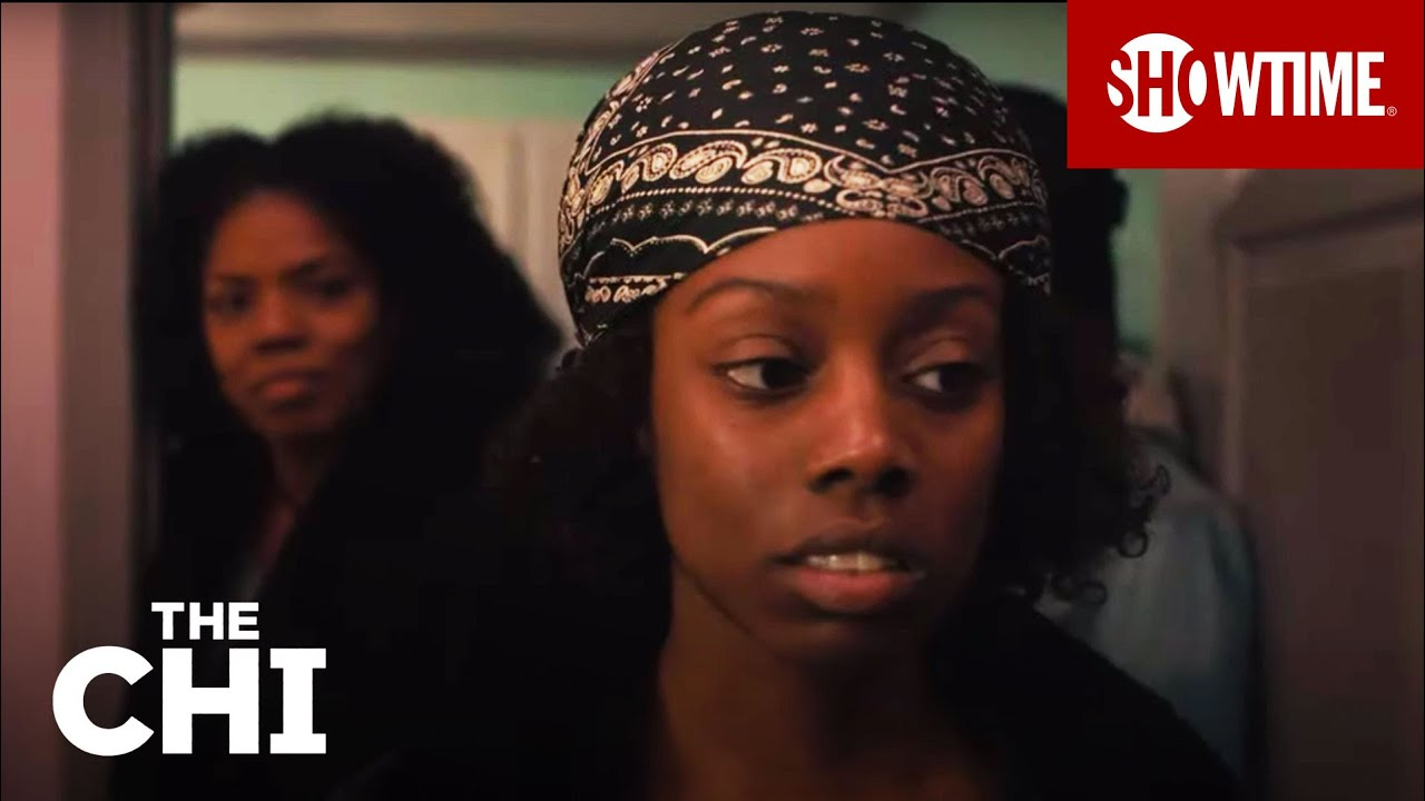 'Just Like You Left It' Ep. 8 Official Clip | The Chi | Season 3