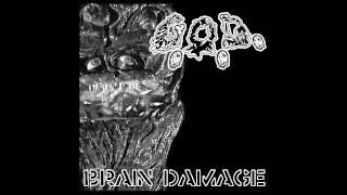 """Grotesque Organ Defilement / Hyperemesis split 7"""" (full G.O.D. side)"""