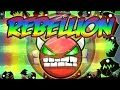 Rebellion (Demon) by Bryan1150 | Geometry Dash