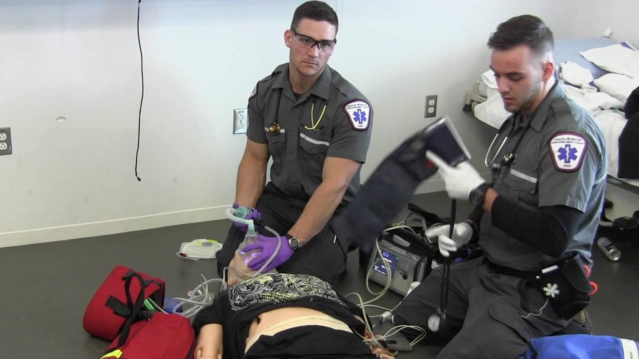 John abbott college paramedic simulation med 12 youtube for College john abbott piscine